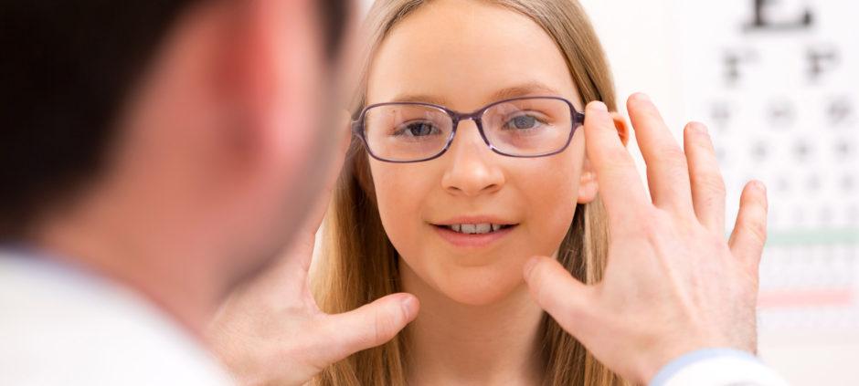 Eye Exams & Glasses